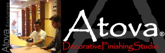 ATOVA INTERNATIONAL Decorative Finishing Studio