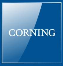 CORNING   World leader in specialty glass and ceramics.