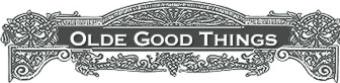 Olde Good Things Inc. Antiques