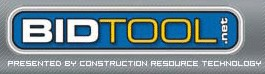 BidTool.net presented by Construction Resource Technology, Inc.